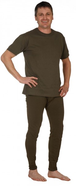 Baumwoll Unterhose - lang