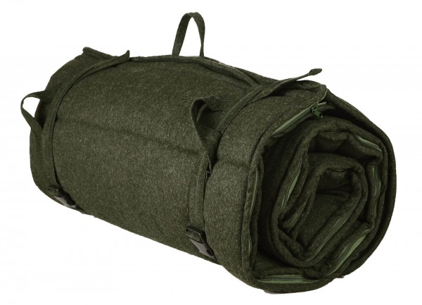 Ansitzsack aus Loden für Damen