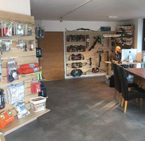 Shop Innenansicht