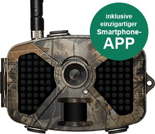 Reviermanager Wildkamera + App